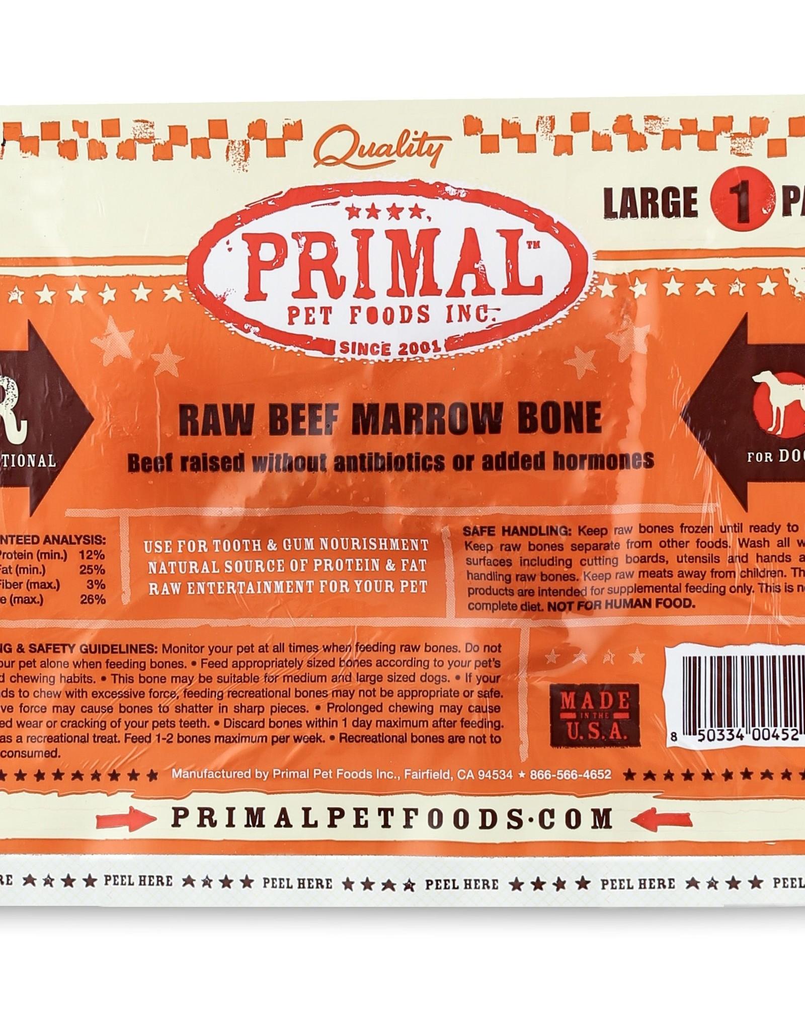 Primal Beef Marrow Large