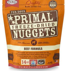 Primal Freeze-Dried Beef 14oz
