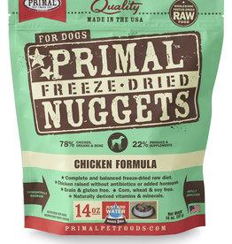 Primal Freeze-Dried Chicken 14oz
