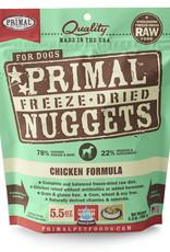 Primal Freeze-Dried Chicken 5.5oz