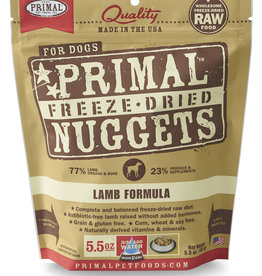 Primal Freeze-Dried Lamb 5.5oz