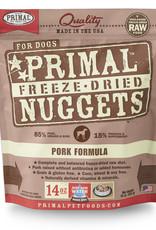Primal Freeze-Dried Pork 14oz