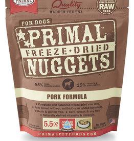 Primal Freeze-Dried Pork 5.5oz
