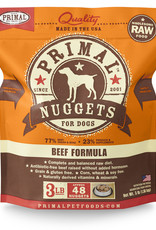 Primal Canine Frozen Beef 3lb