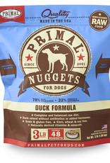 Primal Canine Frozen Duck 3lb