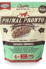 Primal Primal Pronto Chicken 4lb
