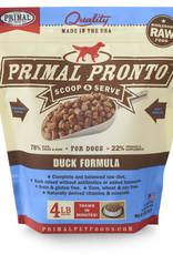 Primal Primal Pronto Duck 4lb