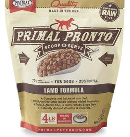 Primal Primal Pronto Lamb 4lb