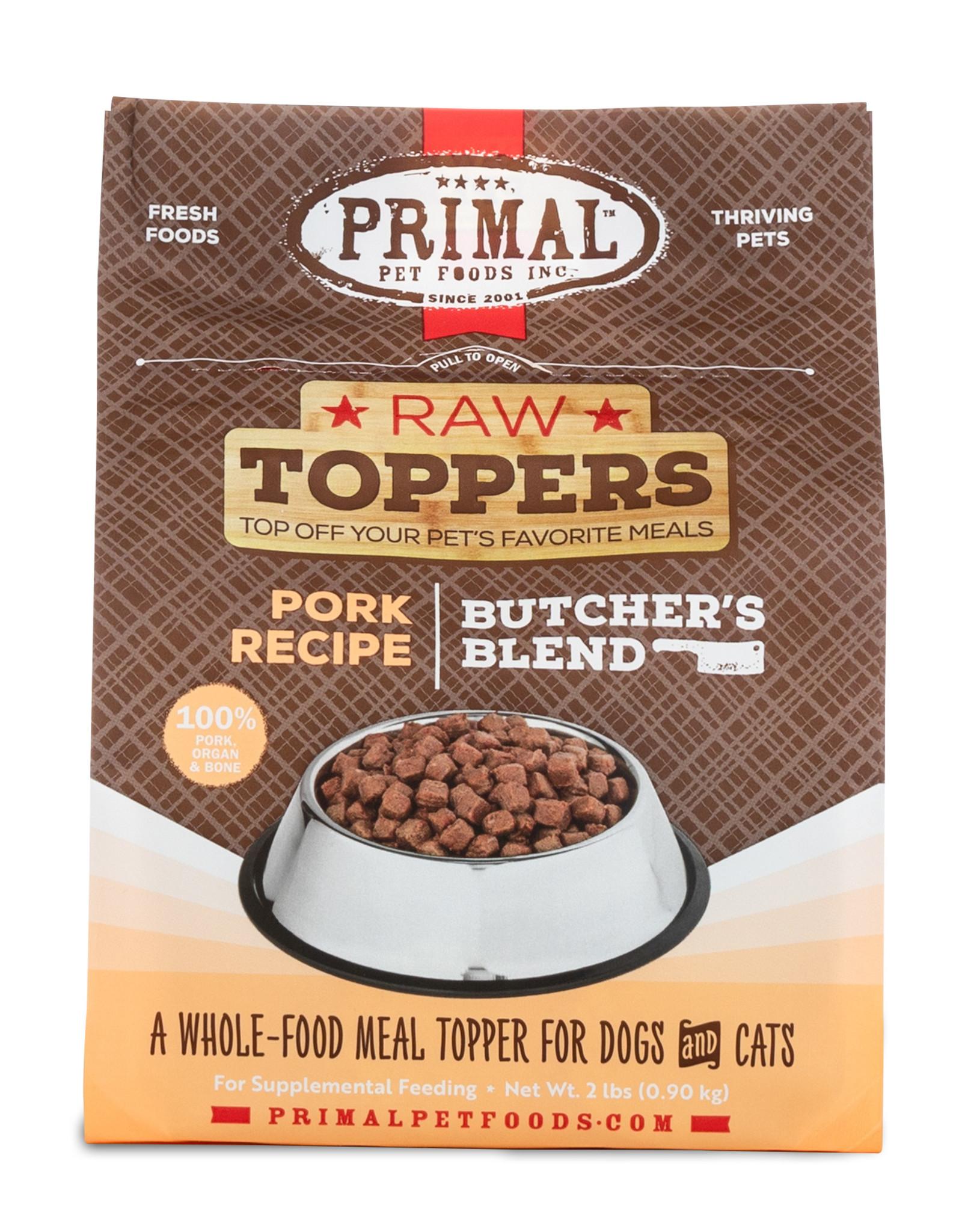 Primal Butcher Blend Pork 2lb