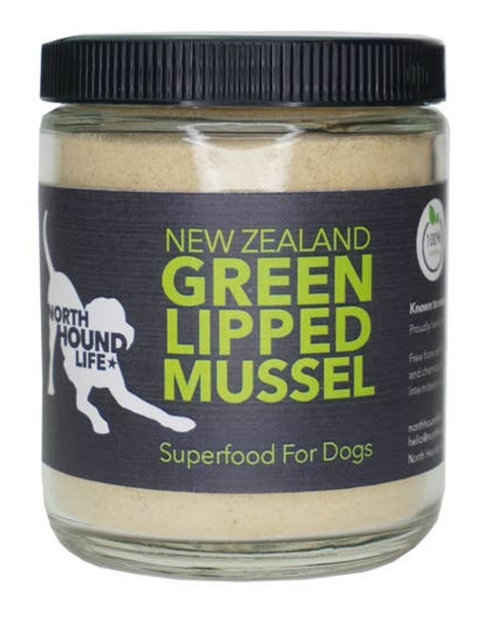 North Hound Life Green Lipped Mussel Powder