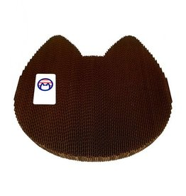 AmeriCat Cat Face Scratch Pad