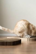 AmeriCat Cat Face Scratch Pad