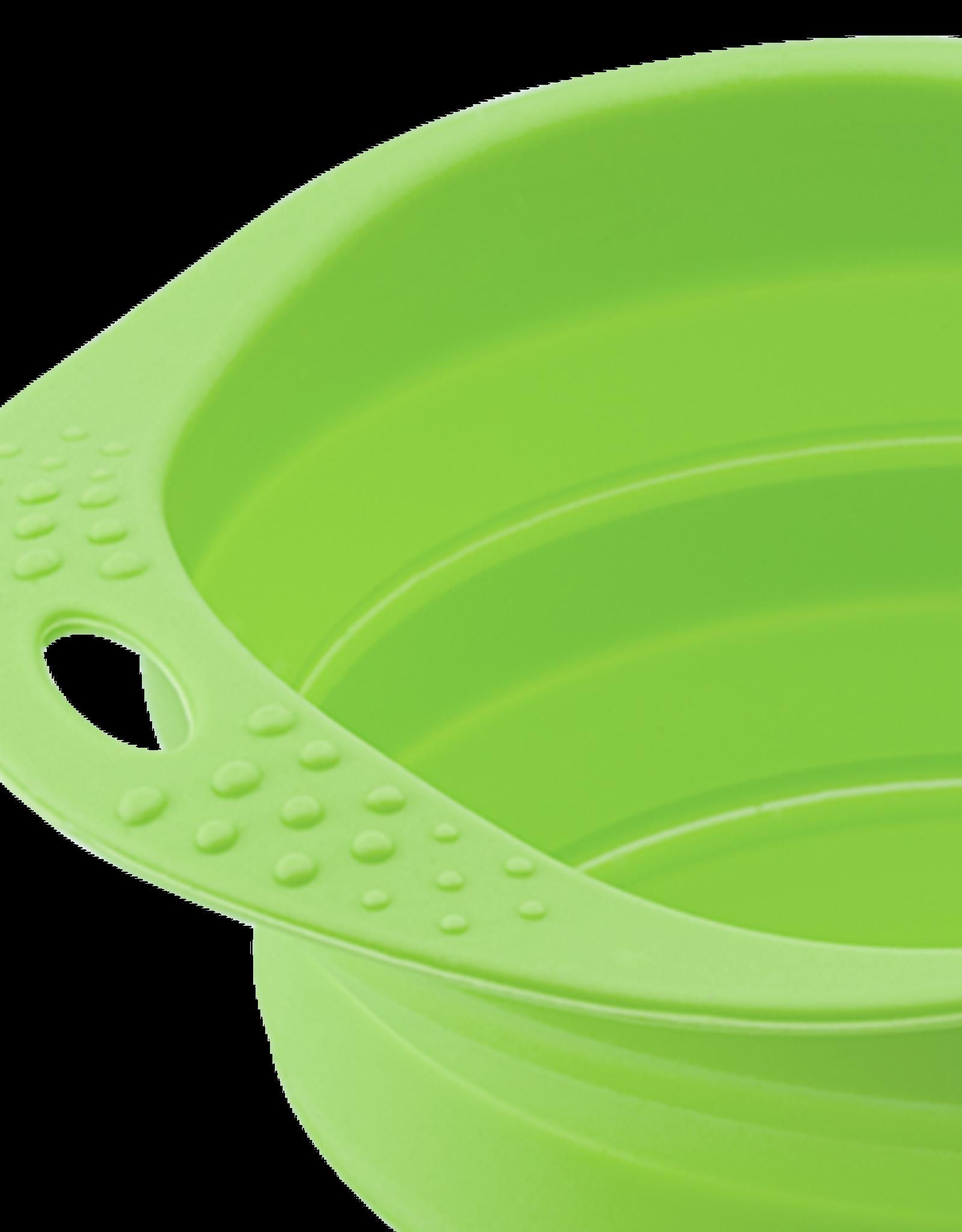 Beco Travel Bowl Green Medium