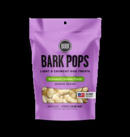 Bixbi Bark Pops Rotisserie Chicken