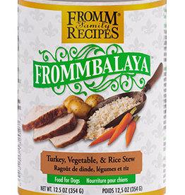 Fromm Turkey, Vegetable, & Rice Stew  12.5oz