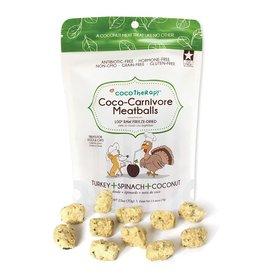 Coco Therapy CocoCarnivore Meatballs Turkey