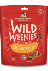 Stella & Chewy Wild Weenies - Chicken 3oz