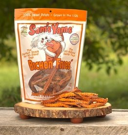 Front Porch Pets Sam's Yams Bichon Fries 9oz