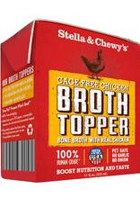 Stella & Chewy Chicken Bone Broth Topper