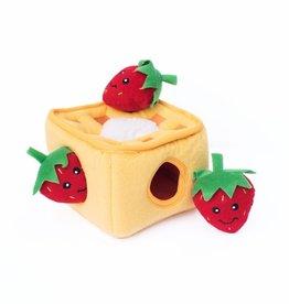 Zippy Paws Strawberry Waffles Burrow