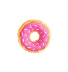 Zippy Paws Mini Pink Donut