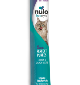 Nulo Nulo Perfect Purées – Chicken and Salmon