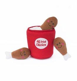 Zippy Paws Bucket of Chicken Burrow
