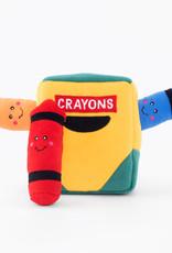 Zippy Paws Crayon Box Burrow