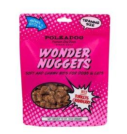 Polka Dog Bakery Wonder Nuggets Turkey 12oz
