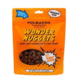 Polka Dog Bakery Wonder Nuggets PB 12oz