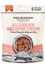 Polka Dog Bakery Alaskan Salmon Chip 3.5oz