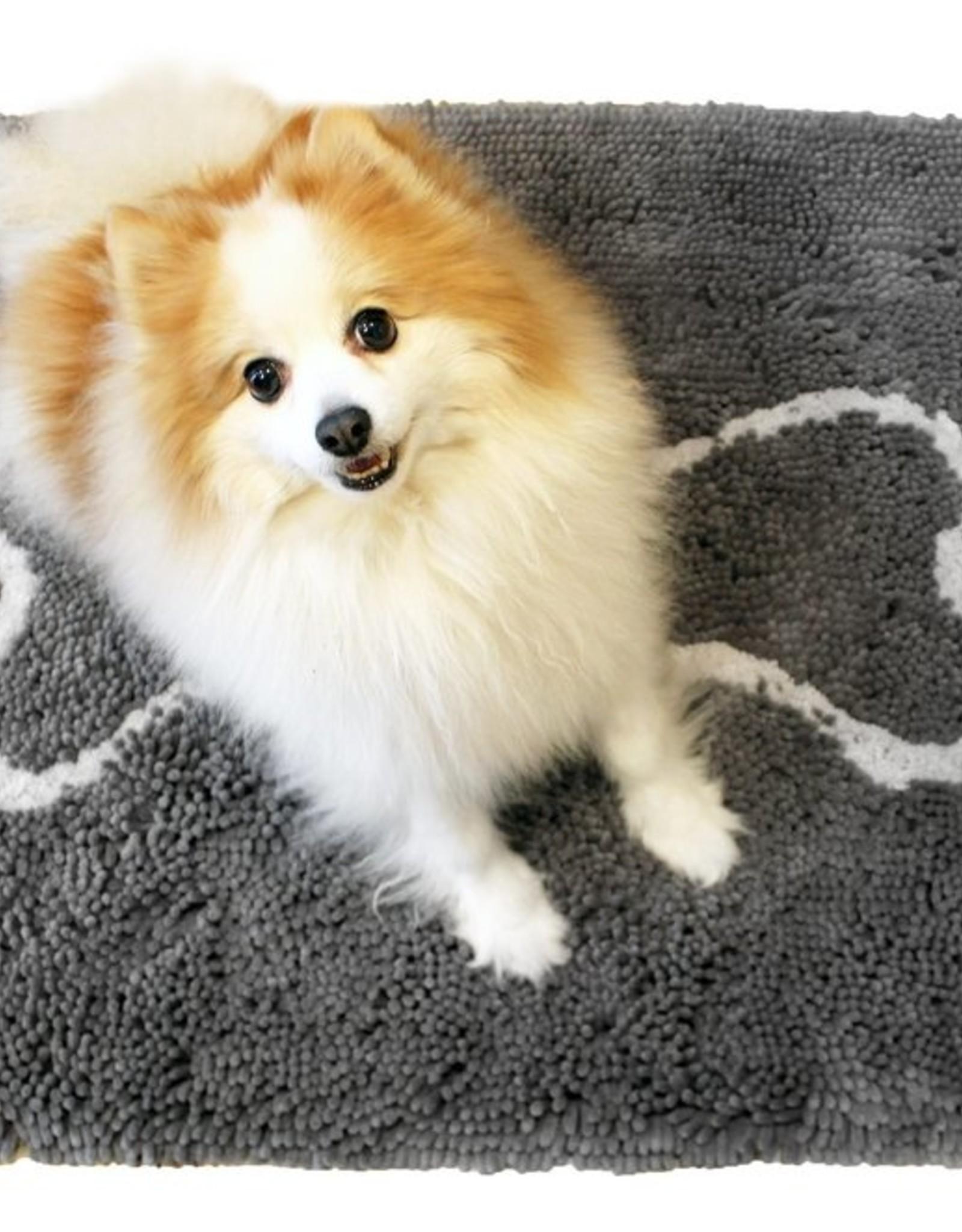 Soggy Doggy Slopmat - Grey