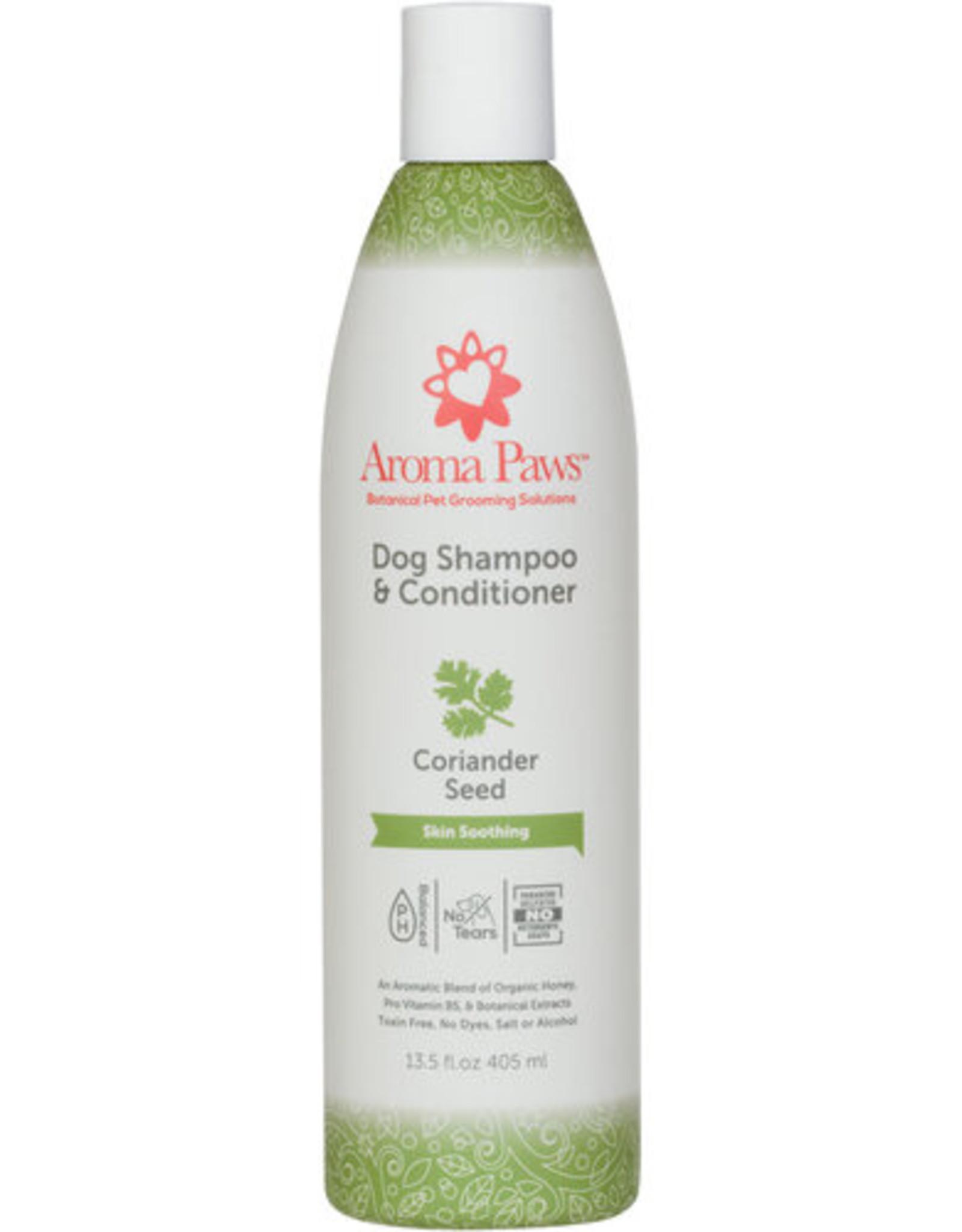 Aroma Paws Shampoo - Coriander