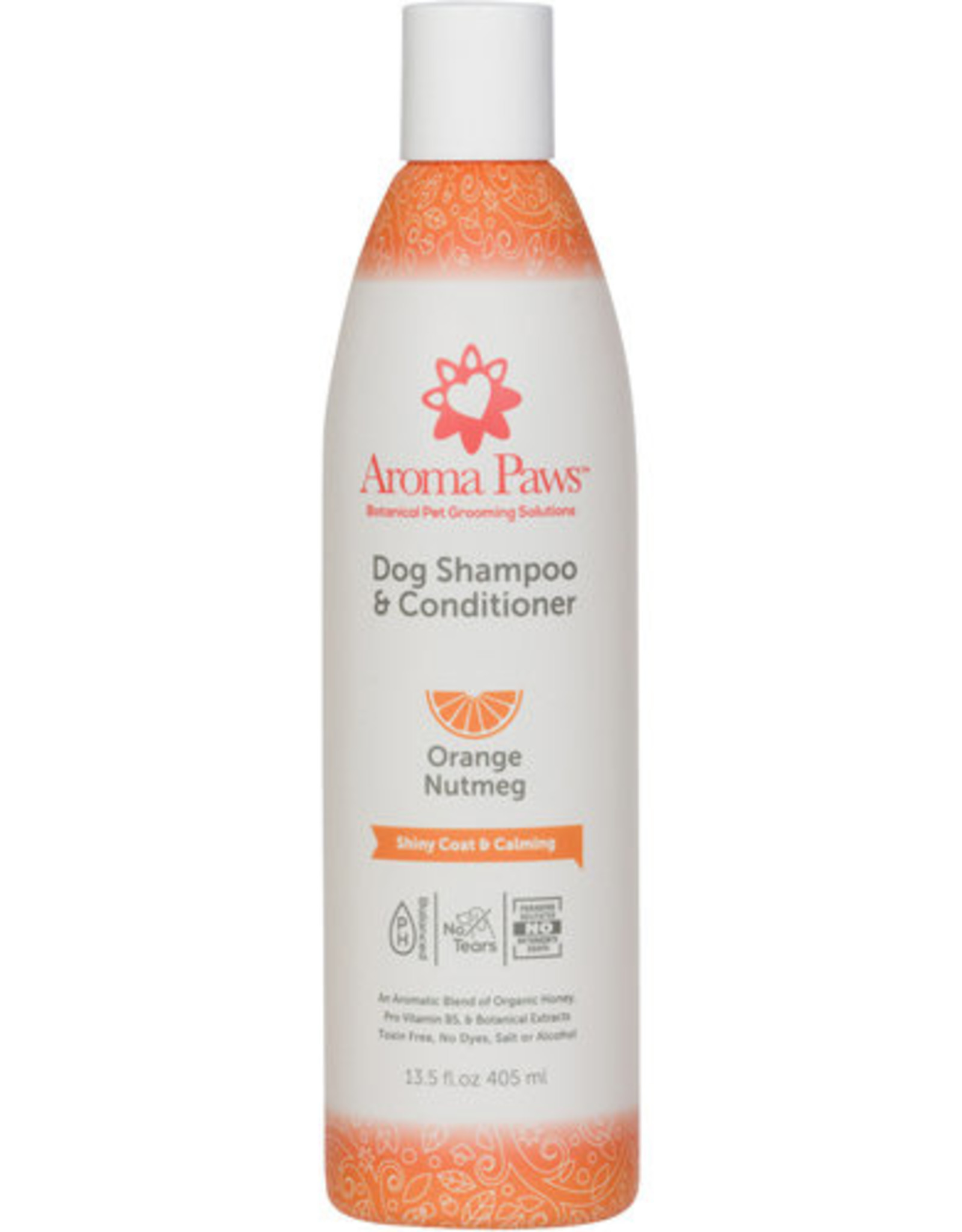 Aroma Paws Shampoo - Orange