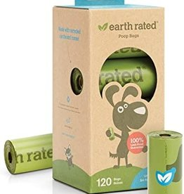 Earth Rated Compostable Poop Bags - 4 Pack