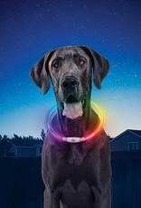 Nite-Ize NiteHowl LED Collar - Rainbow