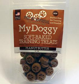 My Doggy Enterprises Peanut Butter Mini Cookies