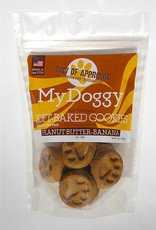 My Doggy Enterprises Peanut Butter & Banana Cookies