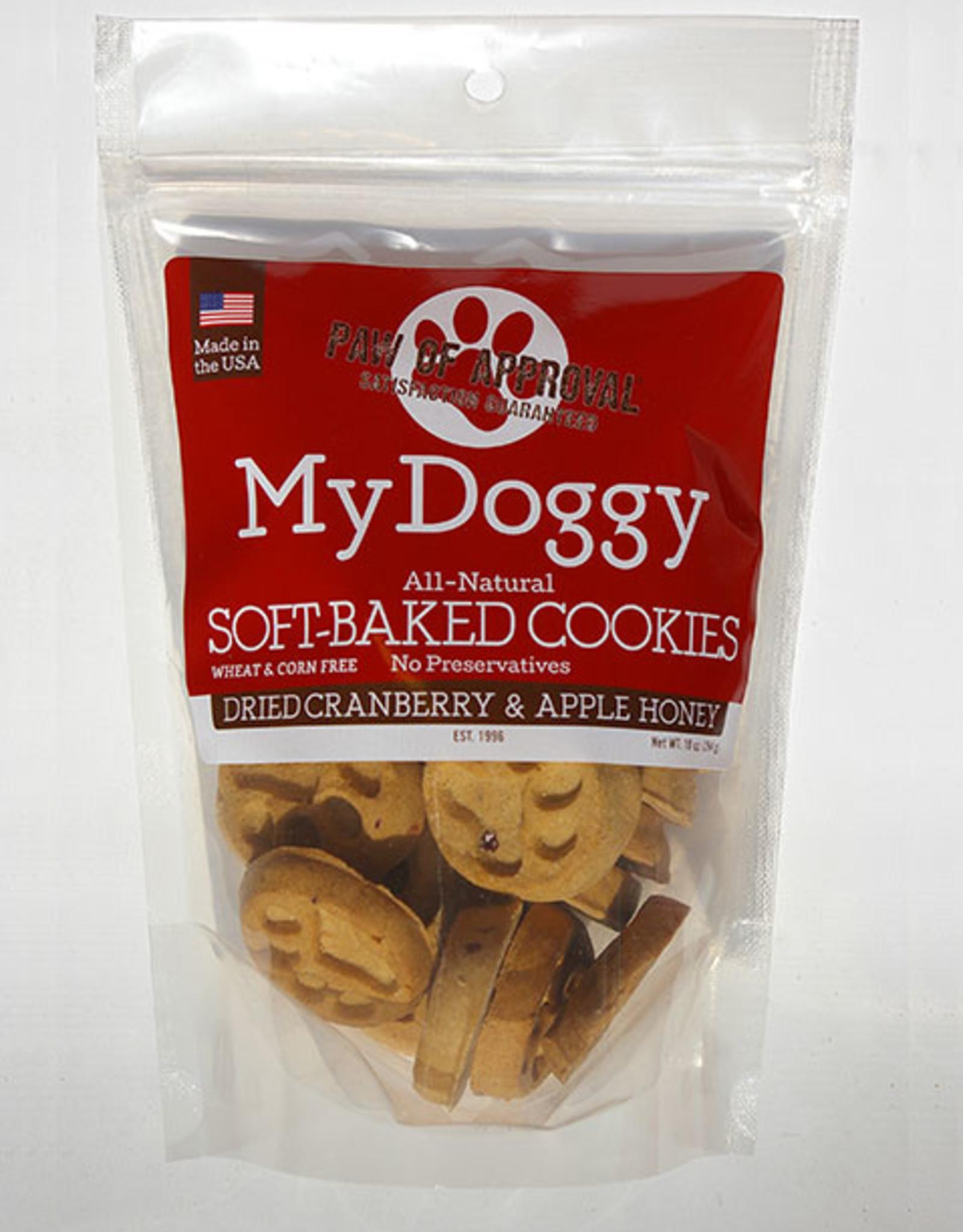 My Doggy Enterprises Cranberry Apple Cookies