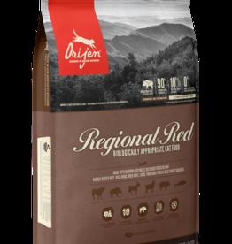 Orijen Regional Red Cat Food 4lb