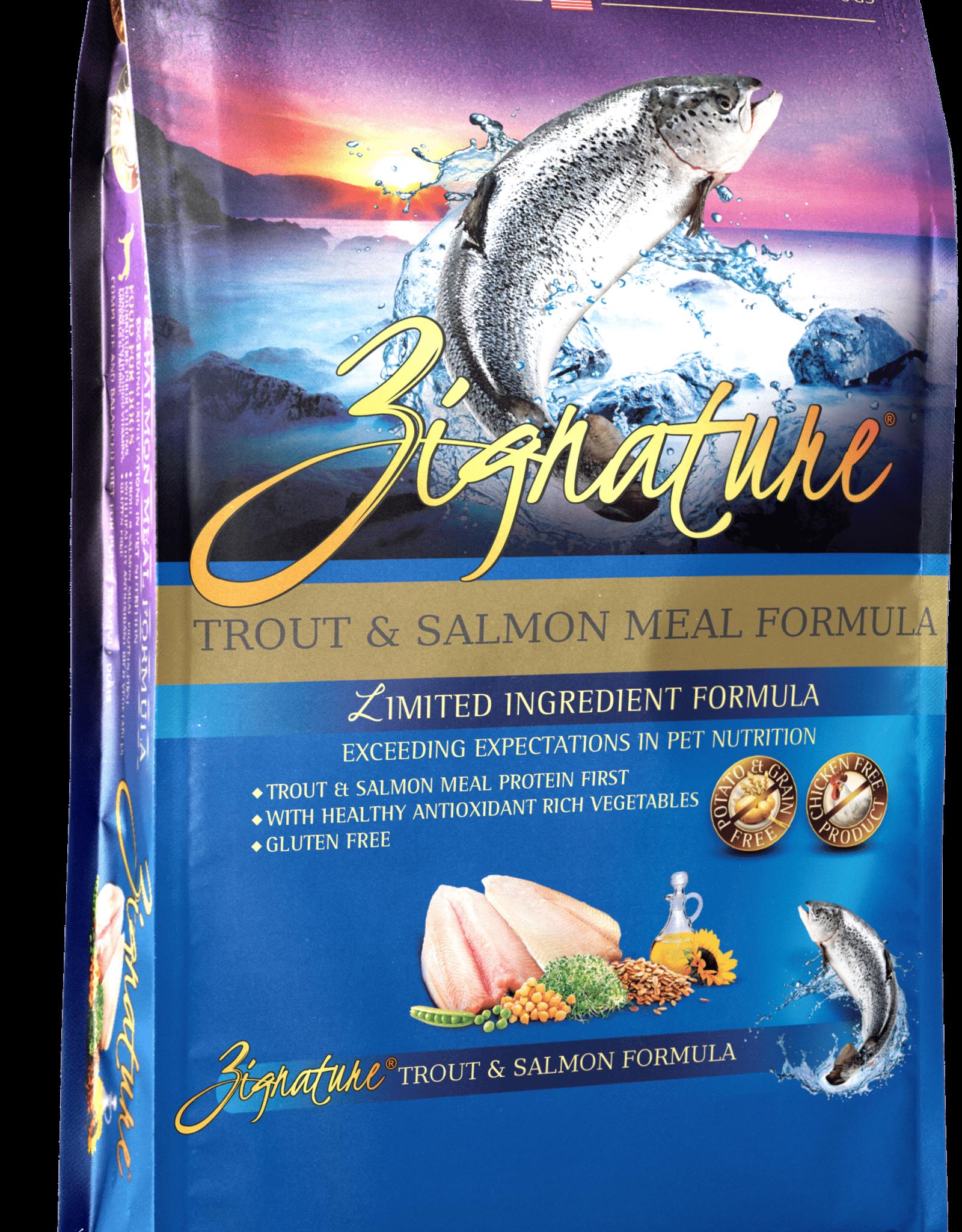Zignature Zignature - Trout/Salmon 4lb