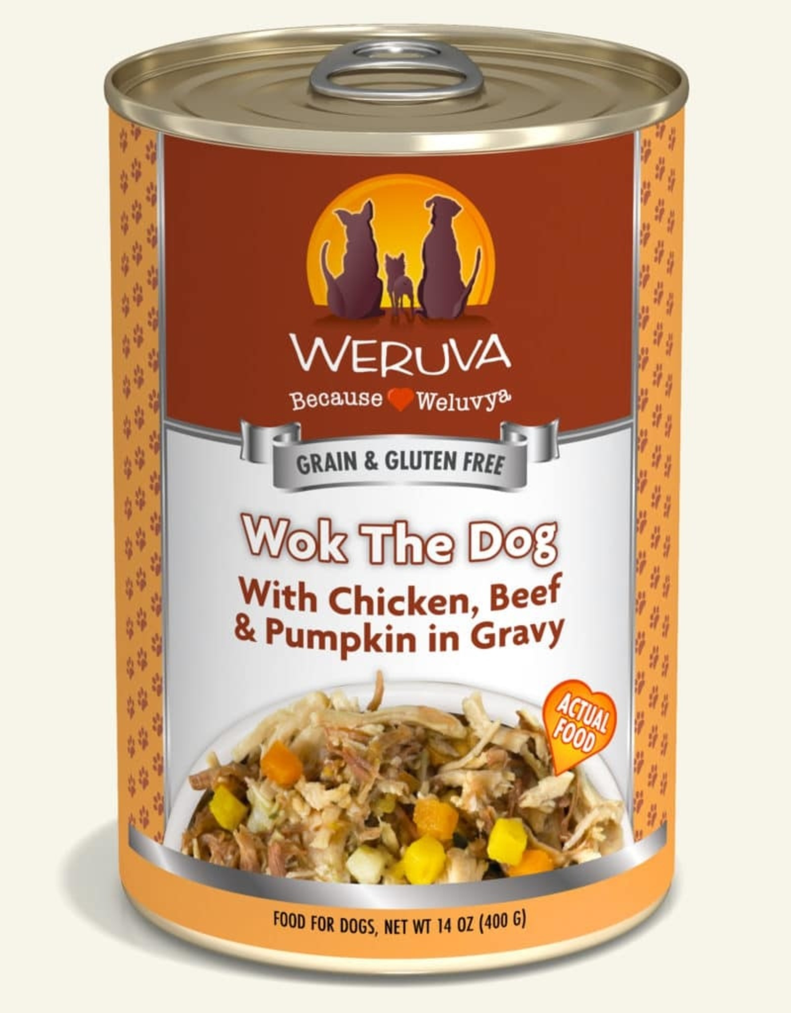 Weruva Wok the Dog 14oz