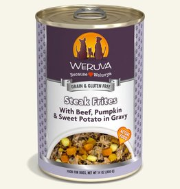 Weruva Steak Frites 14oz