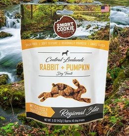 Smart Cookie Barkery Rabbit & Pumpkin Dog Treats