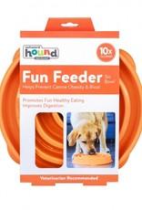 Outward Hound Fun Feeder - Orange Large