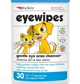 PetKin Petkin - EyeWipes 30 Count