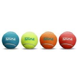 Outward Hound Squeaker Ballz Small 4-Pack