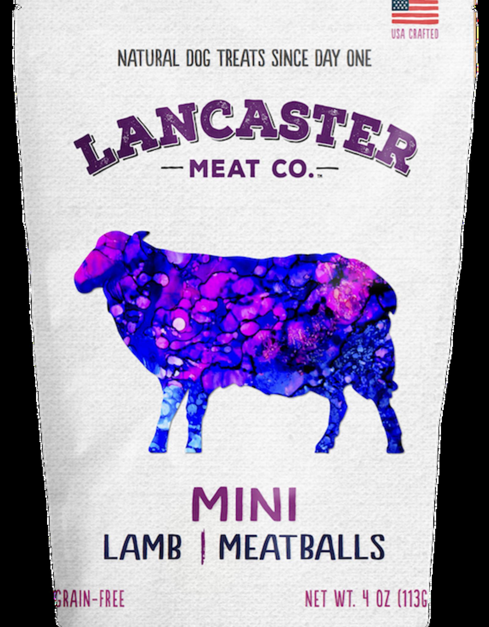 Wild Meadow Farms Meatballs Lamb
