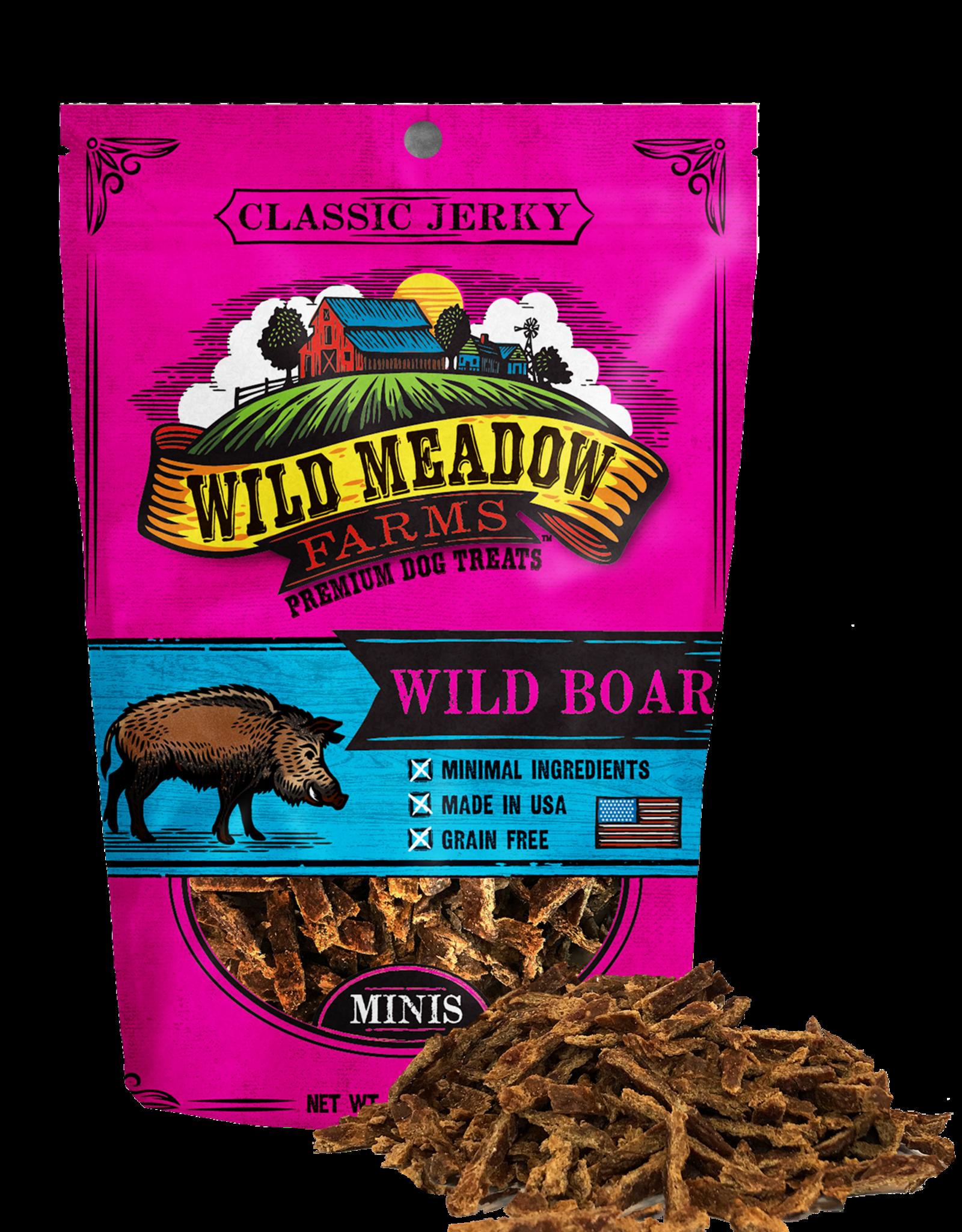 Wild Meadow Farms Classic Minis -  Wild Boar