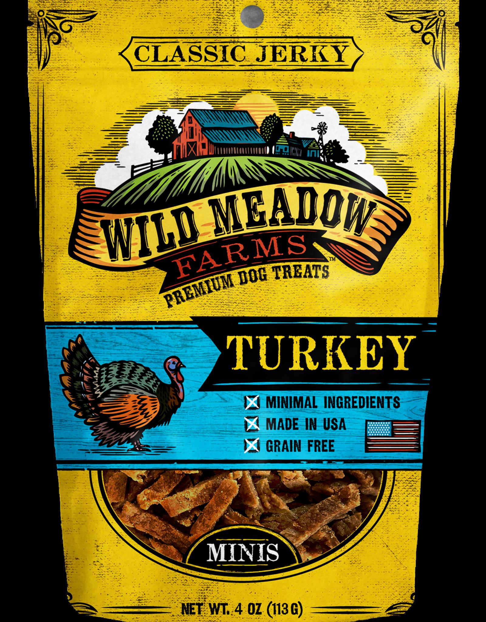Wild Meadow Farms Classic Minis -  Turkey
